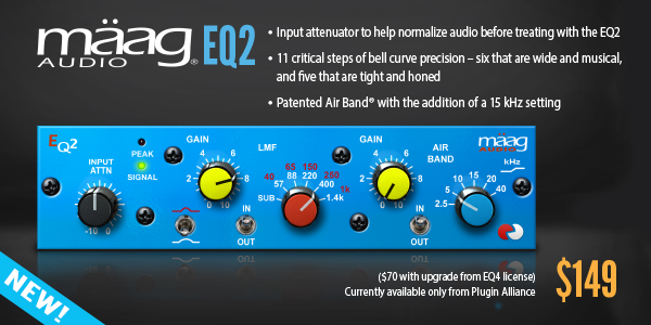 New EQ2 Plugin