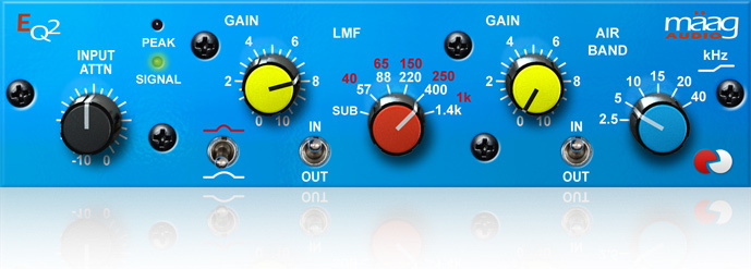 Maag Audio EQ2 Plugin