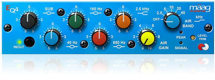 Maag Audio EQ4 Plugin