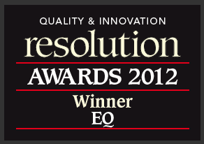 EQ4 wins 2012 Resolution Award